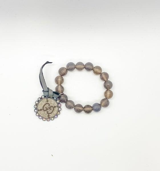 Upcycled Gucci Bracelet