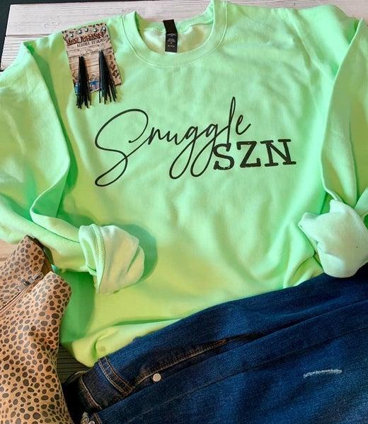 Snuggle SZN Sweatshirt