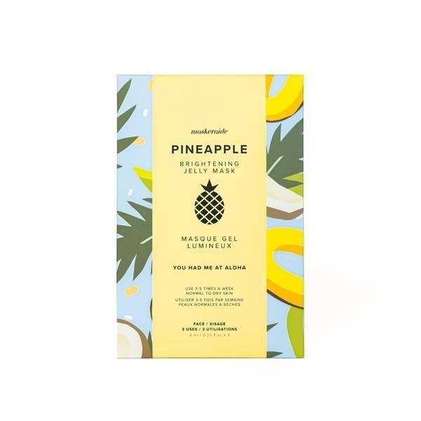 Pineapple Brightening Jelly  | Sleeve 3pk