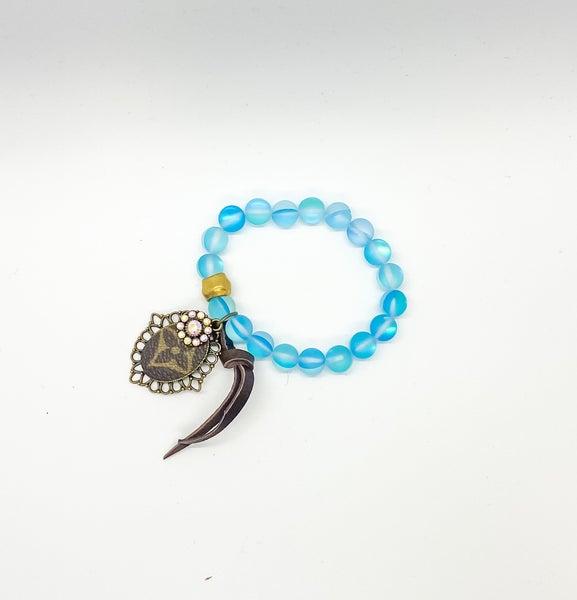 Beaded LV Bracelets