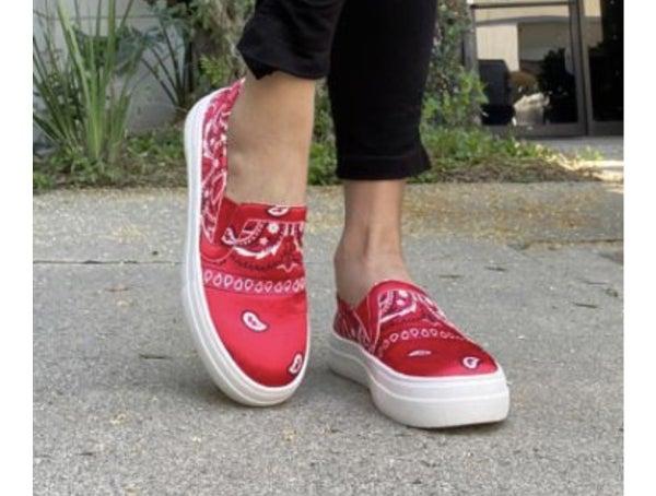 Miley Bandana Sneaker
