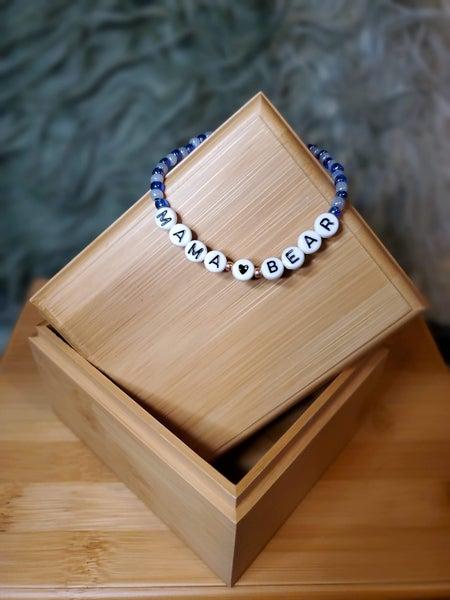 Valentina Collection Mama Bear Bracelet