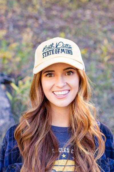 Beth Dutton State Of Mind Hat