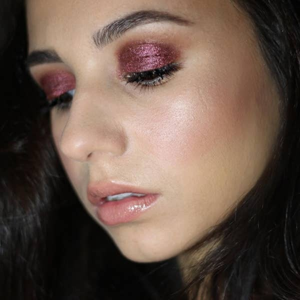 Pure Mineral Eye Shadow - Dirty Plum