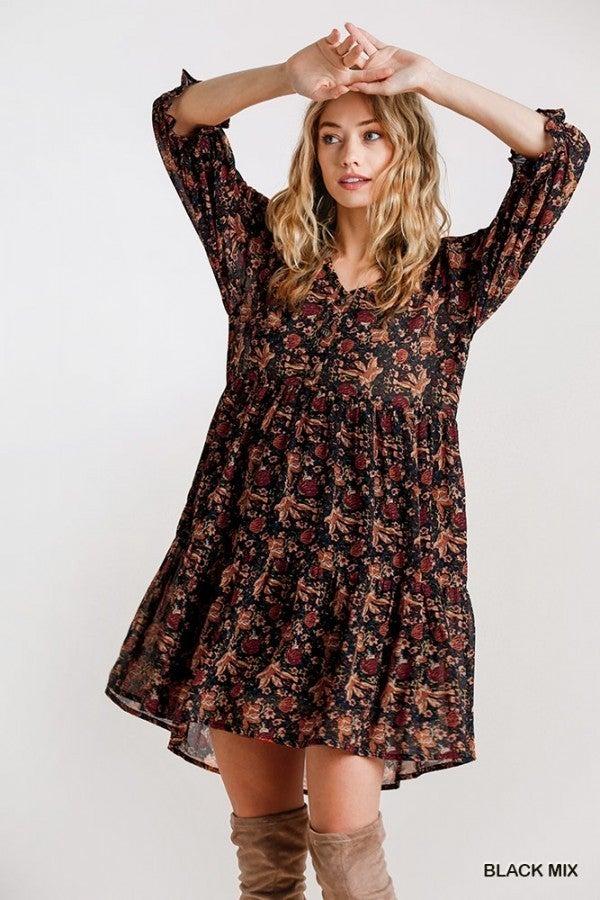 Jenny Floral Dress