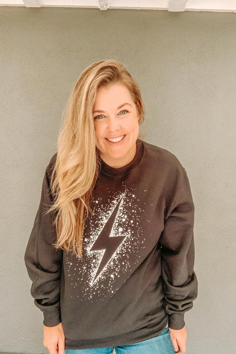 Lightning Splash Sweatshirt