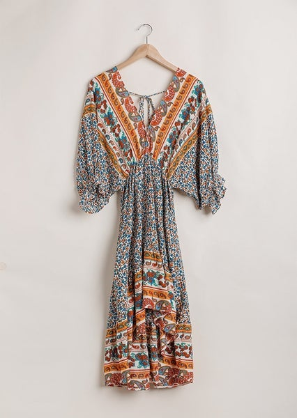Everly Boho Dress