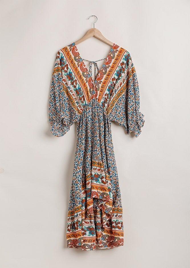 Everly Boho Dress