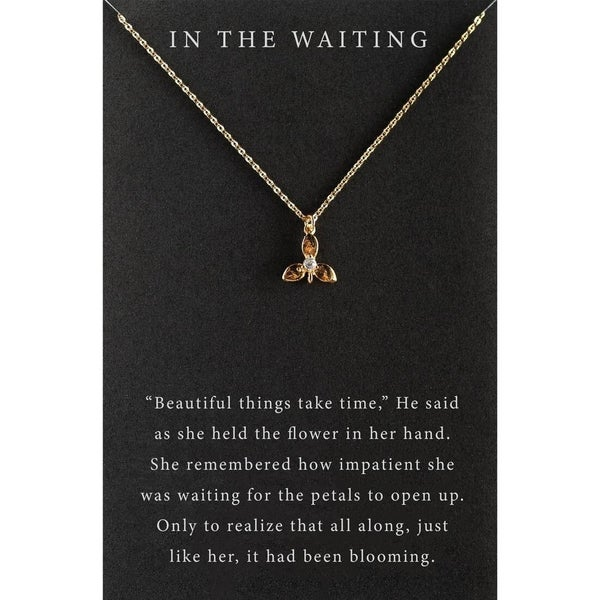"""In The Waiting"" Necklace"
