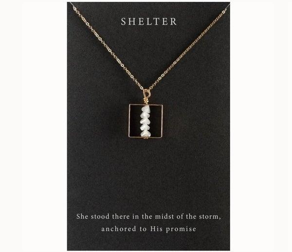 """Shelter"" Necklace"
