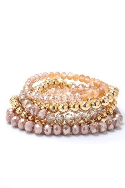 Celine Stacking Bracelets