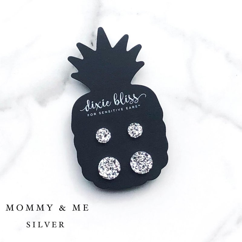 Mommy & Me-Silver