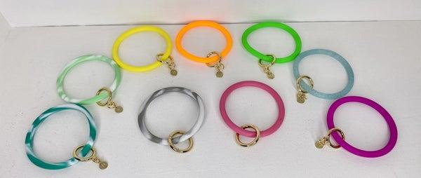 Bangle Key Rings