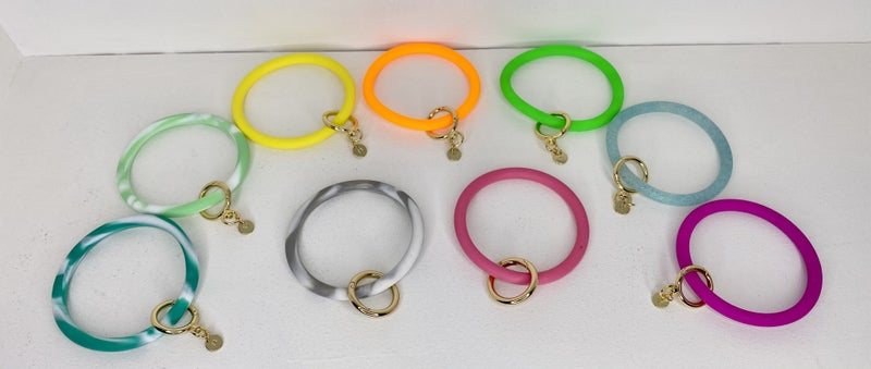 Bangle Key Rings