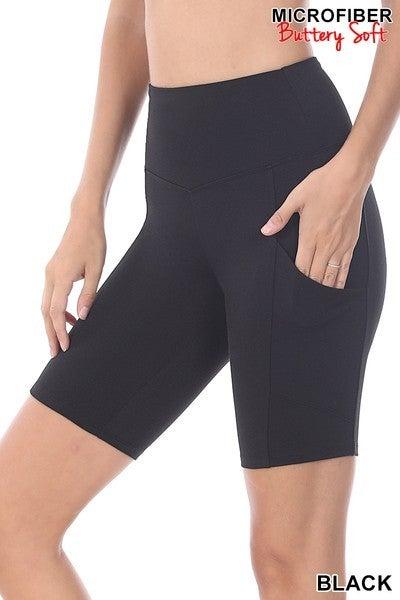Black Friday Bermuda Shorts-WITH pockets