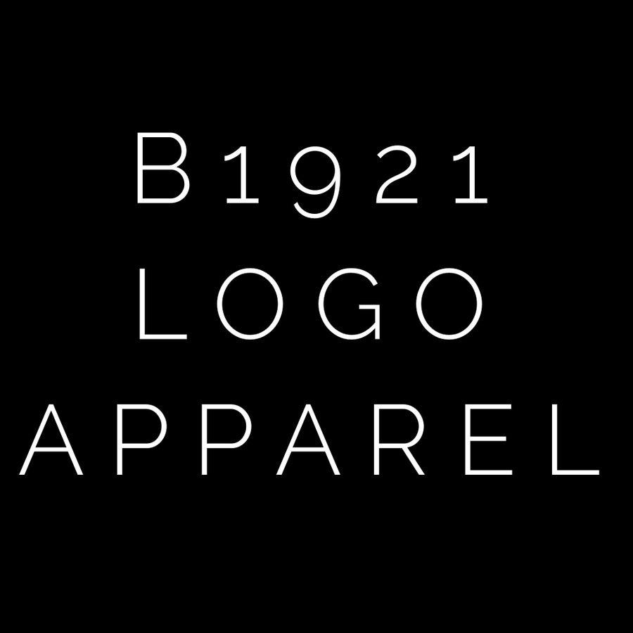 B1921 Logo Apparel