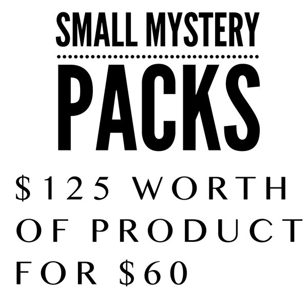 Small Mystery Pack-round 2