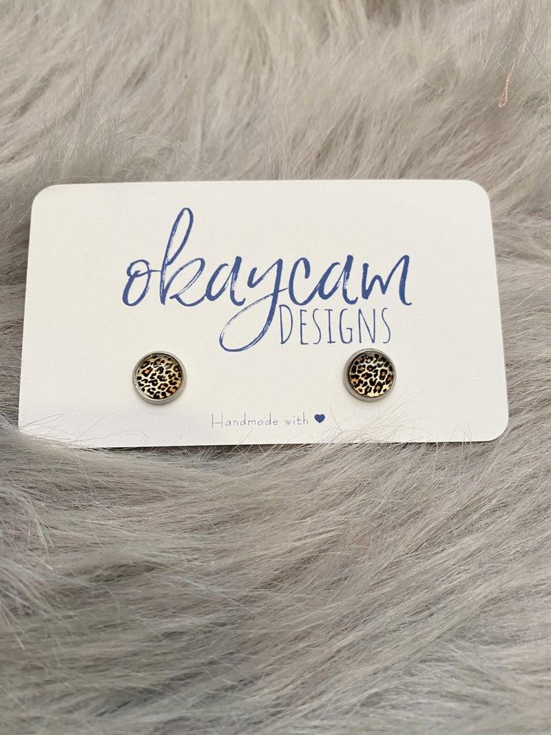 OkayCam Leopard Photoglass