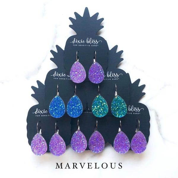 Marvelous Leverbacks