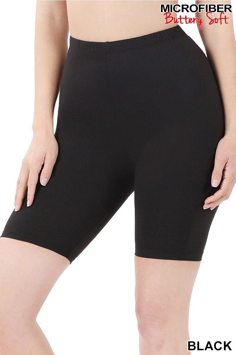 Black Friday Bermuda Shorts-NO pockets *Final Sale*