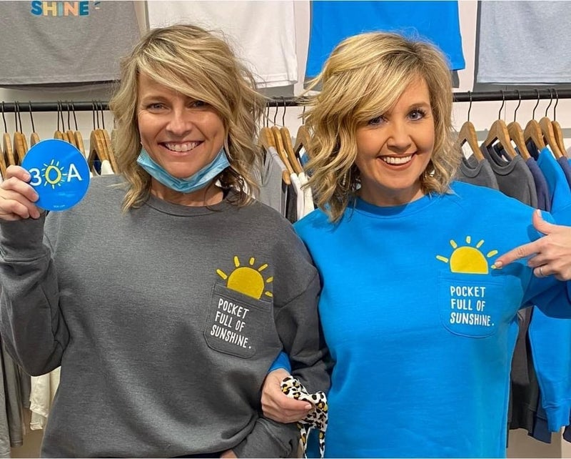 30A Pocket Full of Sunshine Sweatshirt