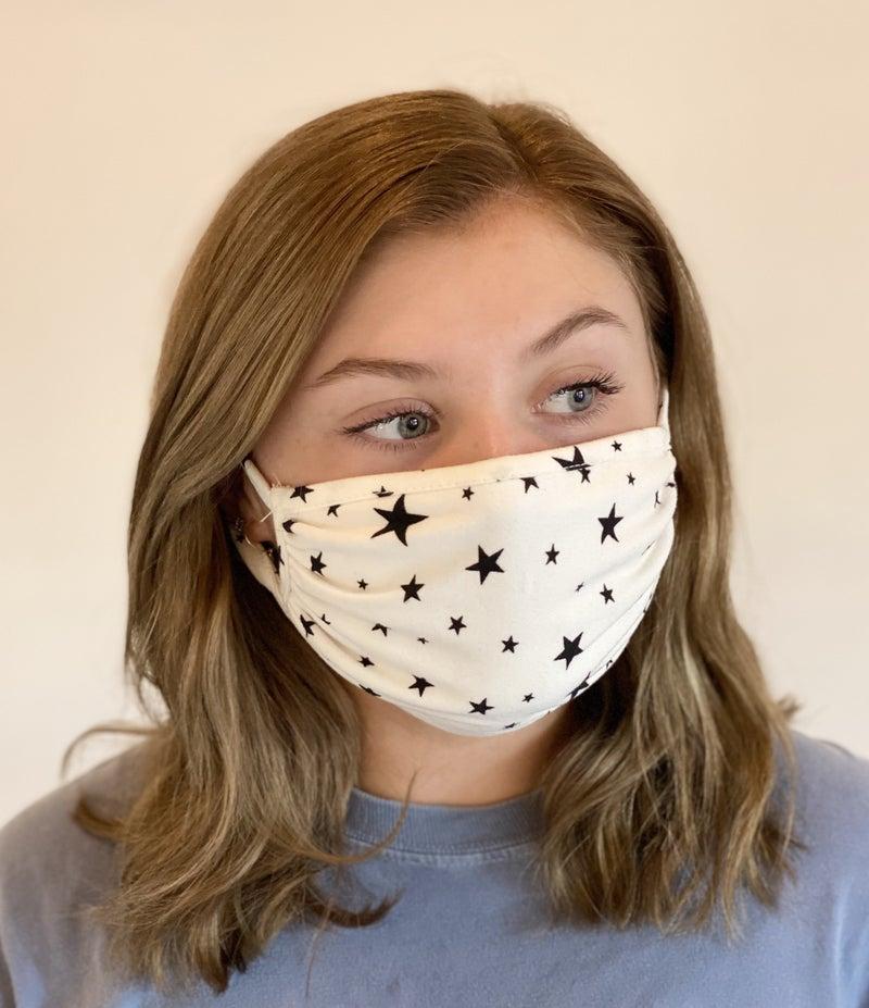Adult T-Shirt Super Soft Mask!
