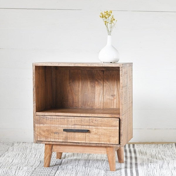 Acadia One Drawer Side Table