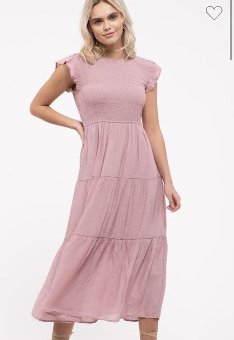Don't make me  BLUSH dress