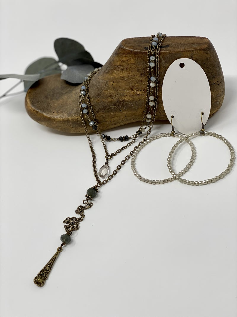 Joyful Mid-Length Necklace