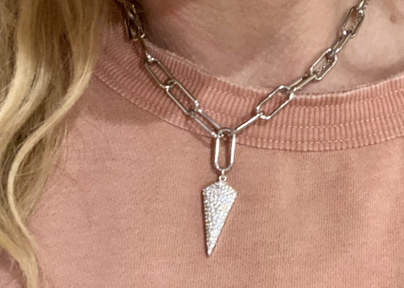 Edgy Lady Necklace