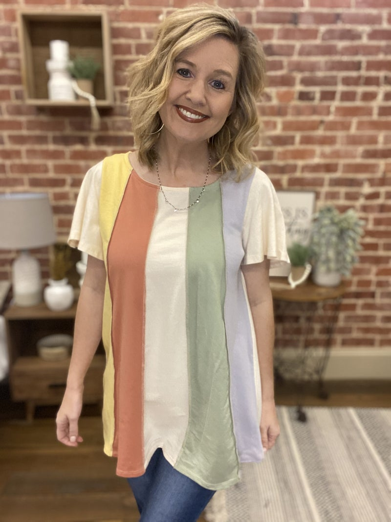 The Cutest Trendy Top