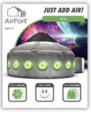 AirForts! Build A Fort in 30 Seconds, Inflatable Fort for Kids!