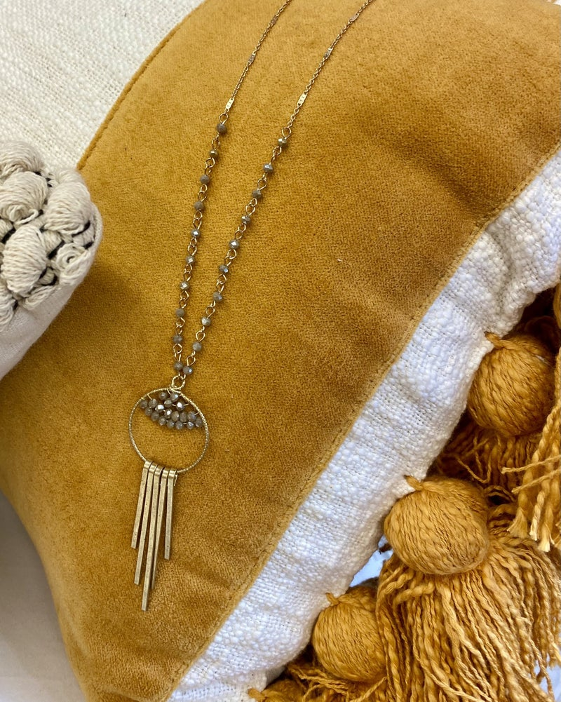 Sassy Lady Necklace