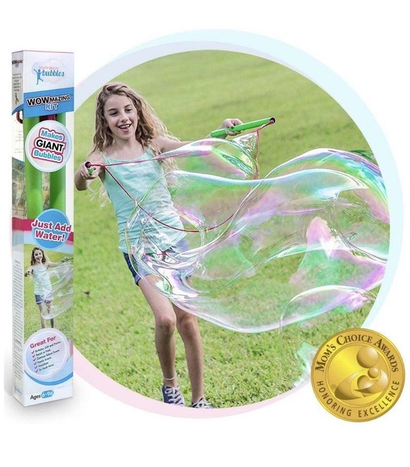 WOWmazing Bubbles!!!