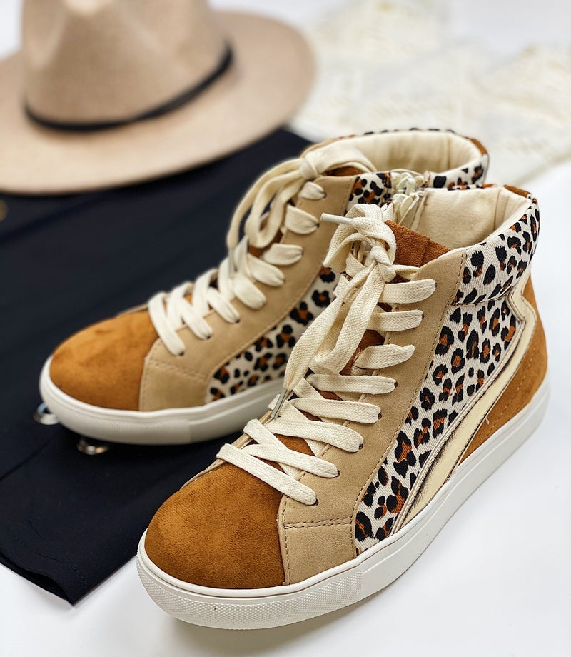 ~ MATCHMAKER ~ Coconuts By Matisse High Top Sneaker