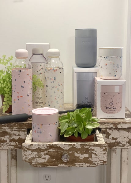 Porter Company Drinkware Collection