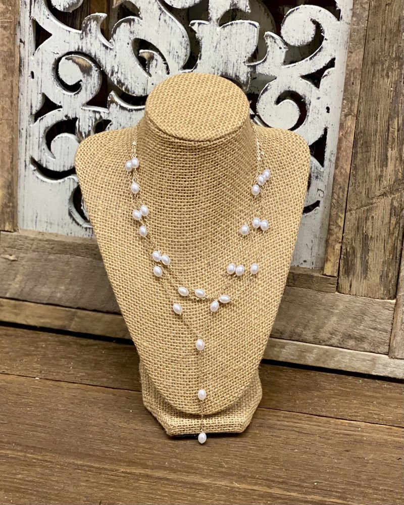 Strings of Pearls Necklace