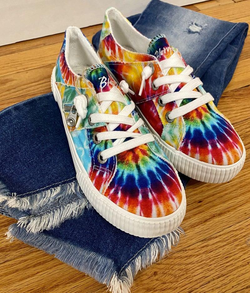 Blowfish Fruit Rainbow Tie Dye
