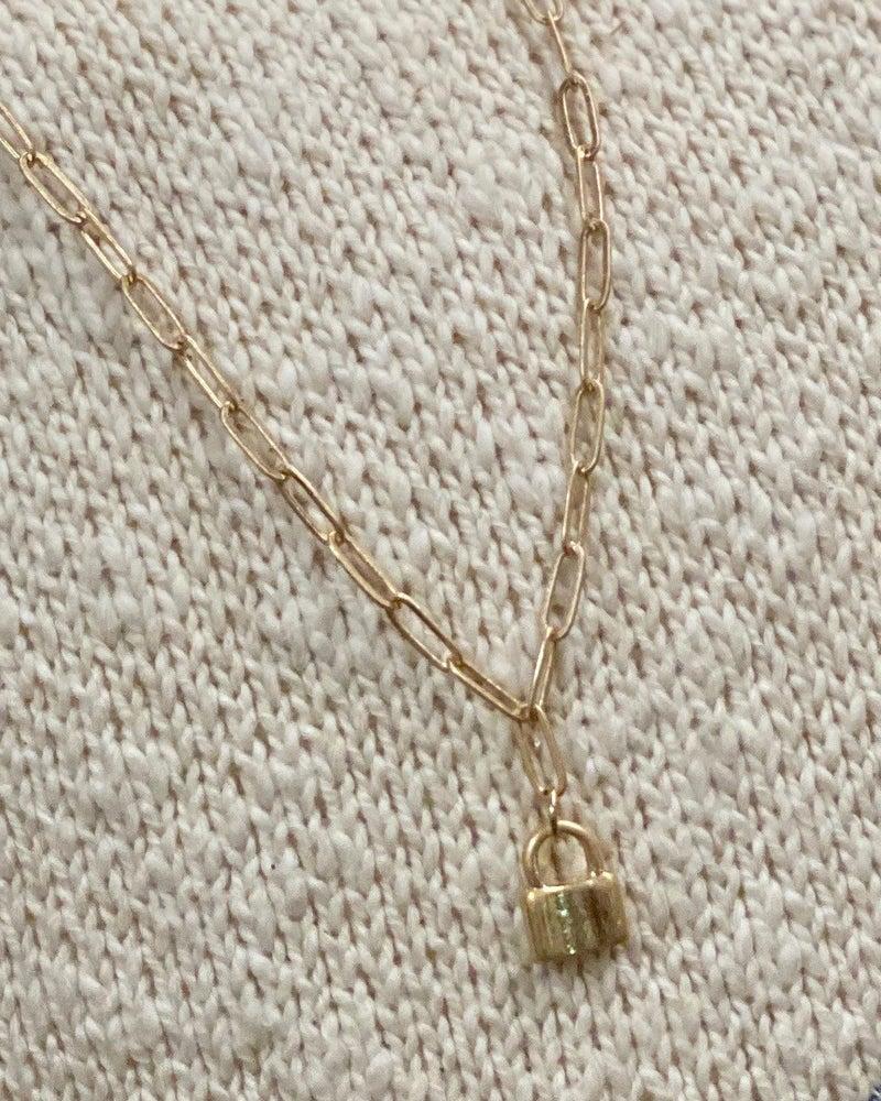 The Keepsake Necklace
