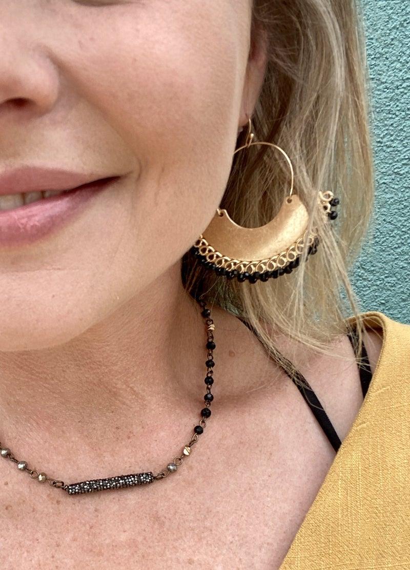 Rita Statement Earrings