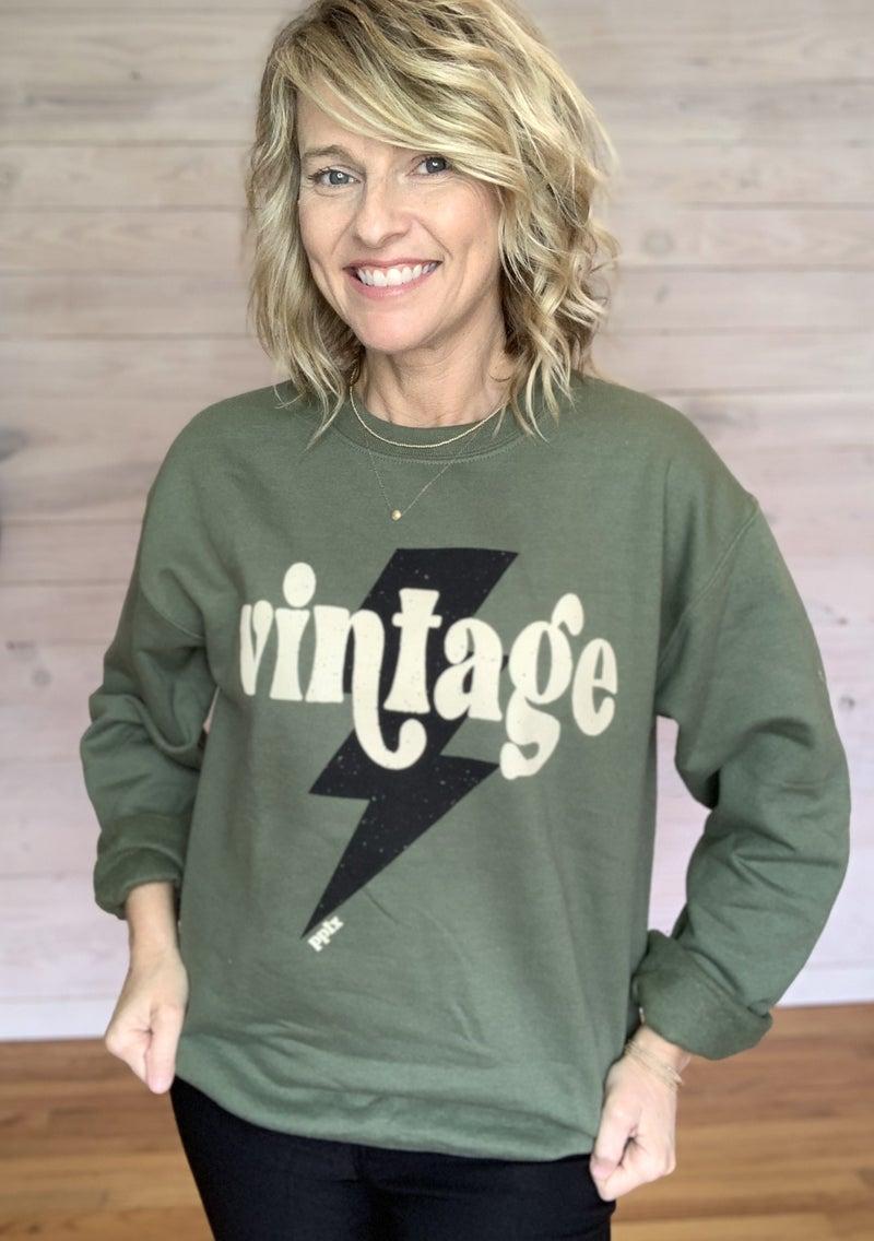 Adorable Vintage Sweatshirt!!