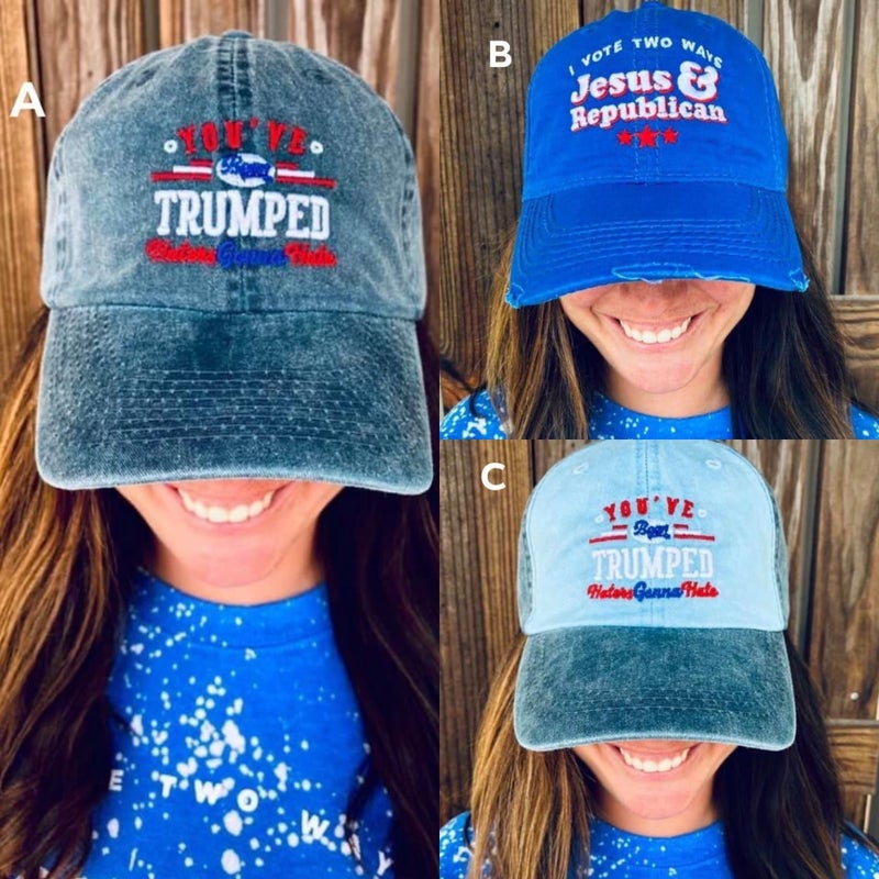 You've Been Trumped Hats