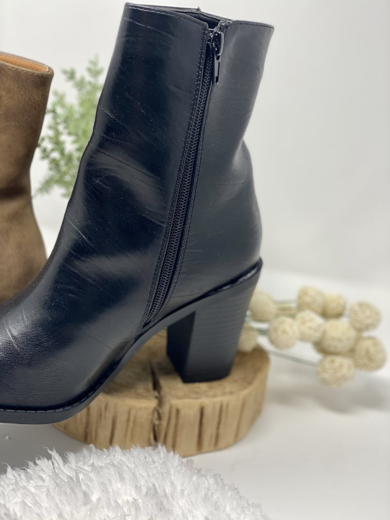 Cheyenne Booties *Final Sale*