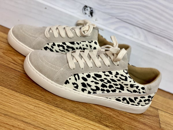 The Jordan Contemporary Leopard Sneaker