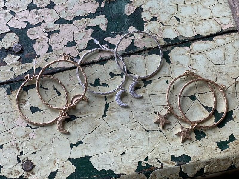 Star-ie Lady Earrings