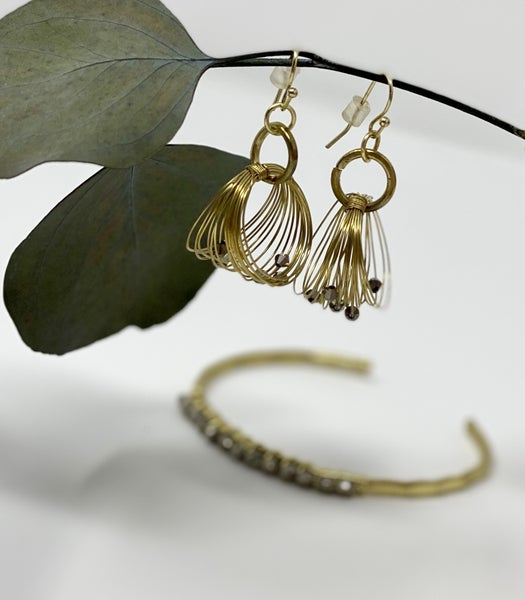 Nested Wire Earrings