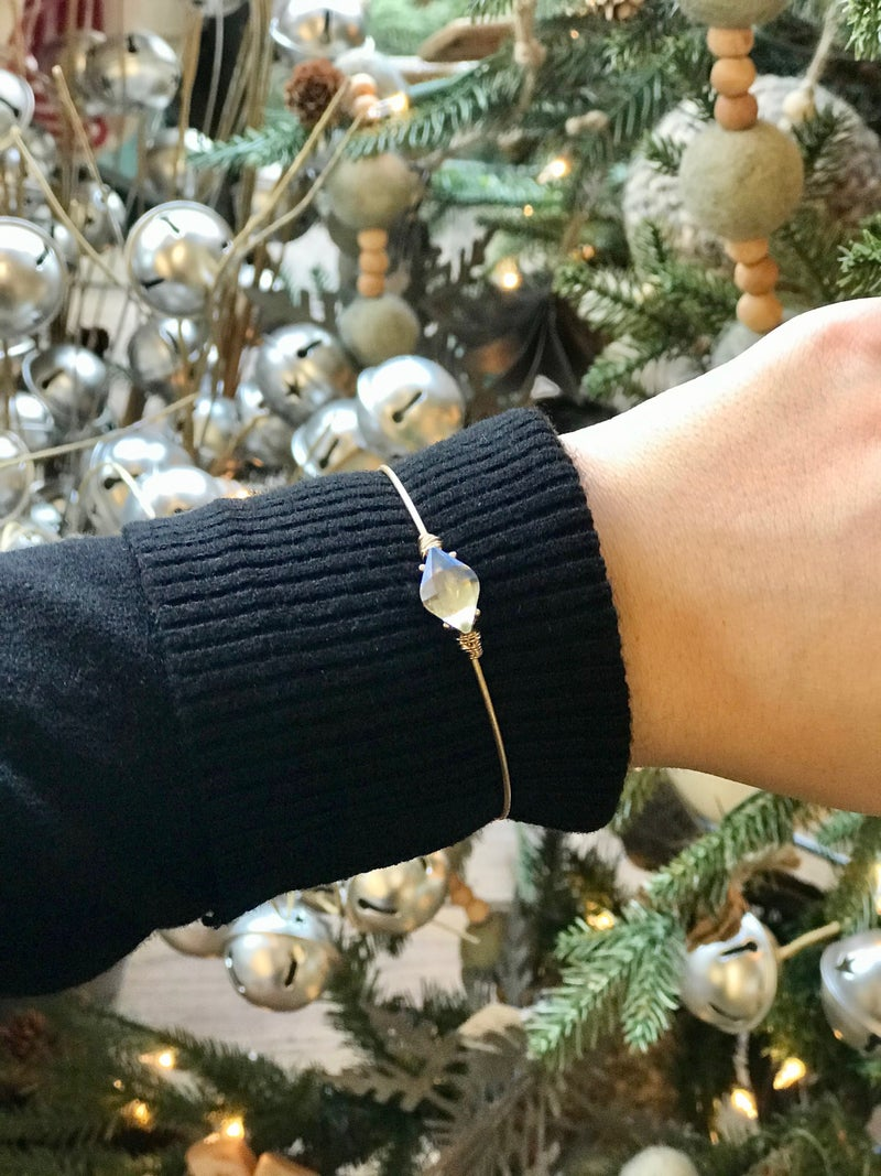 The Frosty Bangle