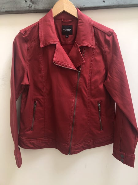 Red Liverpool Jacket