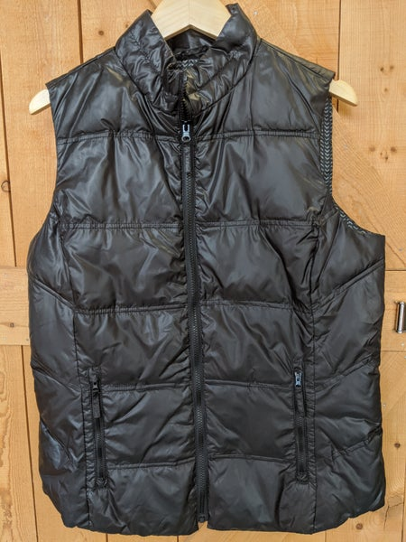 Tribal black vest