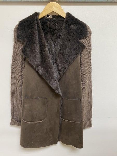 Brown Luxe Coat